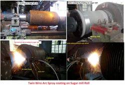 Coating On Sugar Mill Roll