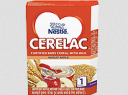 Cerelac - Wheat Apple - Stage 1 300 G