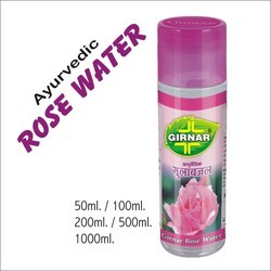 Ayurvedic Rose Water