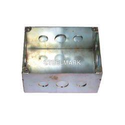 Square Type GI Junction Box