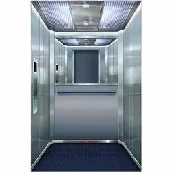 Metal Finish 15 Stainless Steel Elevator, For Residential Elevators