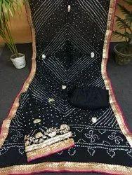 Gota Patti Bandhej Suit