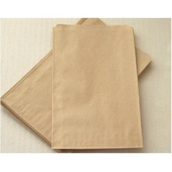 Brown Plain B203809 Grocery Paper Bag
