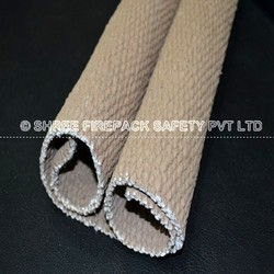 Vermiculite Coated Ceramic Fabric
