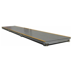 Pitless Type Modular Weighbridges (U Beam)