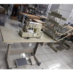 Mild Steel Industrial Sewing Machine