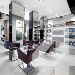 Salon Interior Service
