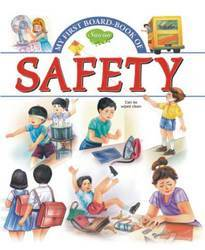 My First Safety Board Book