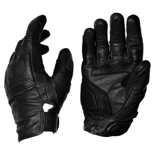 Full Finger Black Hand Gloves