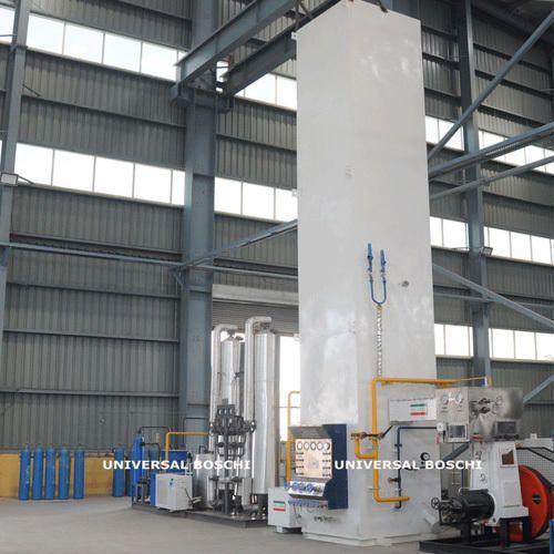 Oxygen Plant (UB- 50 M3/Hr)
