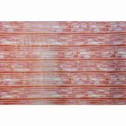 Pink Lined Design Aluminium Composite Panel