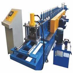 Mild Steel Door Frame Roll Forming Machine