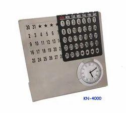Desktop Calendar Clock