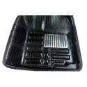 Plain 5D Car Floor Mat