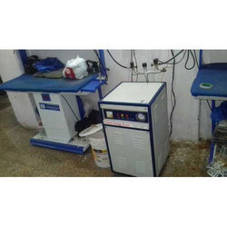 Double Steam Vacuum Ironing Table Set