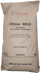 hilmar whey protein concentrate 80