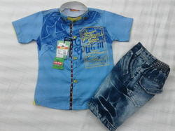 Summer Suit For Boys
