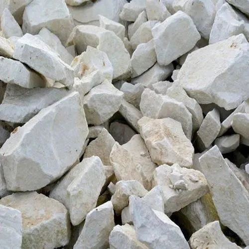 Limestone Lumps(CaCO3), CAS No-471-34-1, Purity-90-95%, Packaging Type-Loose, Grade-Industrial Grade