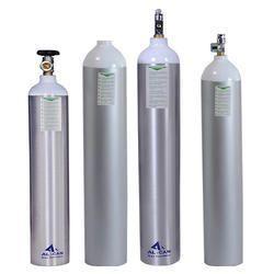 Aluminum Oxygen Cylinders