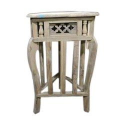 Termite Proof  Antique Wooden Table