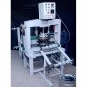 Gupta Enterprises Fully Automatic Hydraulic Paper Plate Making Machine, For Industrial