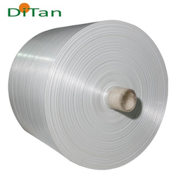 PP Woven Natural Fabric Roll