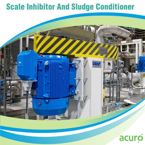 ACUTHERM 3001 :Scale Inhibitor And Sludge Conditioner