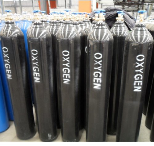 Oxygen Gas Cylinders - Industrial Oxygen Cylinders Wholesale Trader