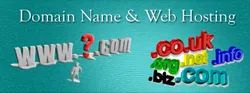 Domain Name And Web Hosting Service