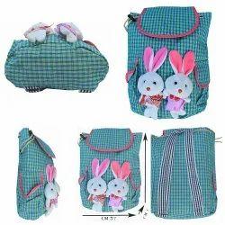 Girls Teddy Bag
