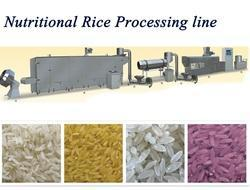 Fortified Rice Extrusion Line