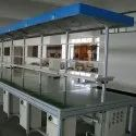Motorized Belt Conveyor line