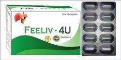 Feeliv-4U Capsule, Grade Standard: Medicine Grade, Packaging Type: Box