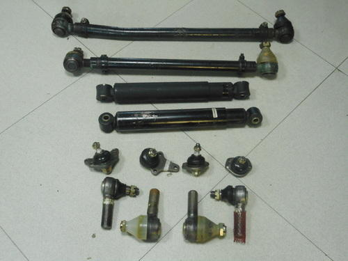 Steel Steering & Suspension Parts