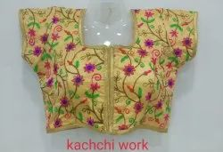 Golden Kutch Work Blouse