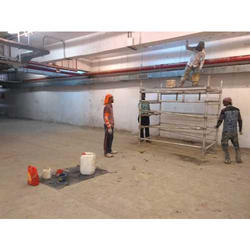 Industrial PU Grouting Service