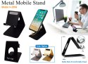 Imported Metal Mobile Stand, Size: Small