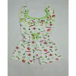 Printed Baby Jumpsuit