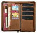 Multifunctional Leather Travel Wallet