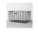 Storage Basket Customization Metal