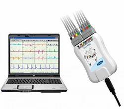 CMPL PC Based ECG Machine, for Resting & Diagnostic