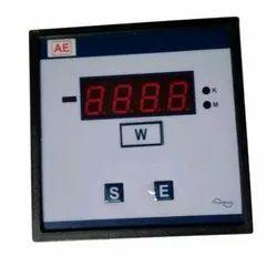Watt Meter, For Industrial