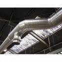 Aluminum Warehouse Ducting