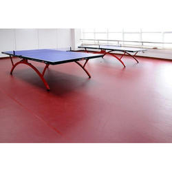 Indoor Table Tennis Sports Flooring