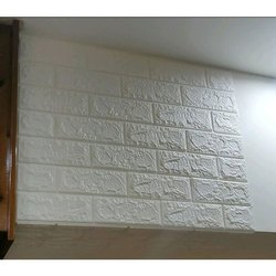 5 mm 3D Brick PVC Wall Sticker