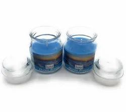 AuraDecor Fragrance Jar Candle