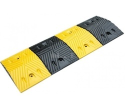 Rubber Speed Breaker 500x350x50MM