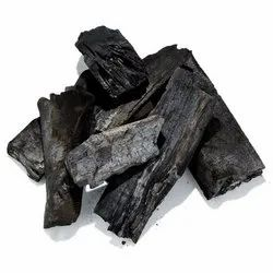 Solid Black Wood Coal, For Burning, Packaging Size: 50 Kg Also Available in Loose