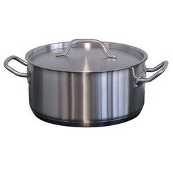 12 cm M 150B Casserole Dish Stainless Steel//Copper Size