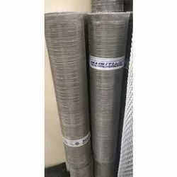 Silver SS Wire Mesh Maruti brand, For Fencing